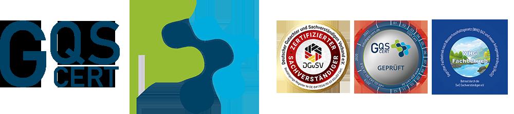 GQS CERT Logo